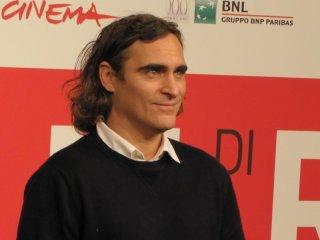 Joaquin Phoenix presenta 'Her' di Jonze al Festival di Roma nel 2013