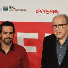 La vita invisibile: Filipe Duarte con il regista Vítor Gonçalves a Roma 2013