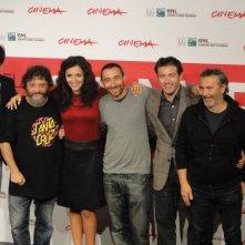 Song 'e Napule: foto di gruppo a Roma 2013