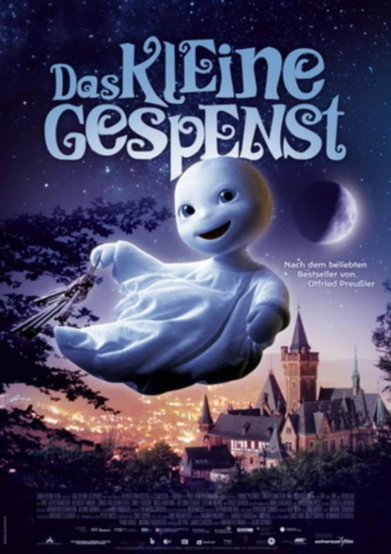 Das Kleine Gespenst La Locandina Del Film 291653