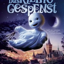 Das kleine Gespenst: la locandina del film