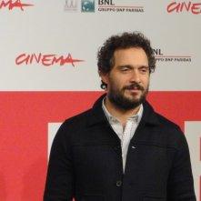 Il venditore di medicine: Claudio Santamaria a Roma 2013