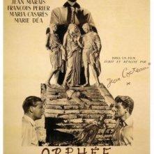 Orfeo: la locandina del film