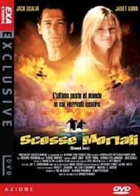 Scosse Mortali La Locandina Del Film 291641