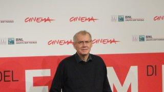 Sorrow and Joy: il regista Nils Malmros posa a Roma 2013