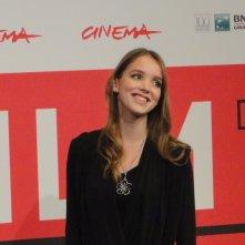 Sorrow and Joy: Maja Dybboe posa al Festival di Roma 2013