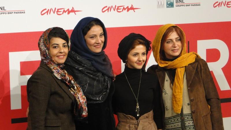 Acrid Le Protagoniste Femminili Del Film Posano A Roma 2013 291713