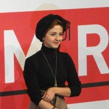 Acrid: Mahsa Alafar posa al Festival di Roma 2013