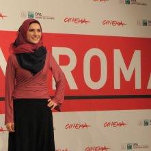 Border al Festival di Roma 2013 - Sara El Debuch presenta il film