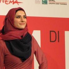 Border al Festival di Roma 2013 - Sara El Debuch presenta il film alla kermesse