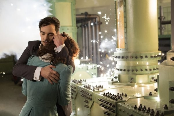 Dracula Jonathan Rhys Meyers E Jessica De Gouw Nell Episodio From Darkness To Light 291839