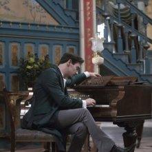Dracula: Jonathan Rhys Meyers in una foto di scena dell'episodio Goblin Merchant Men