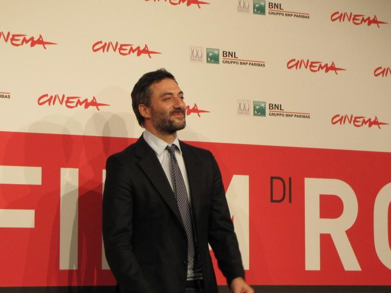 Filippo Timi Presenta I Corpi Estranei A Roma 2013 291780