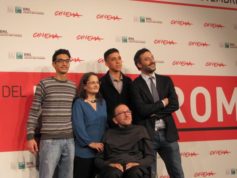I Corpi Estranei Jaouher Brahim Filippo Timi E Mirko Locatelli Al Festival Di Roma 2013 291783