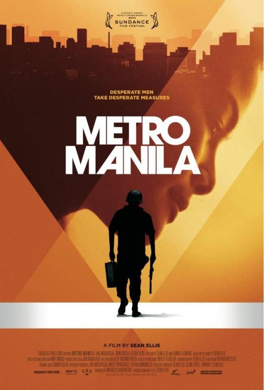 Metro Manila La Locandina Del Film 291739