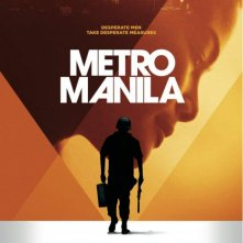Metro Manila: la locandina del film