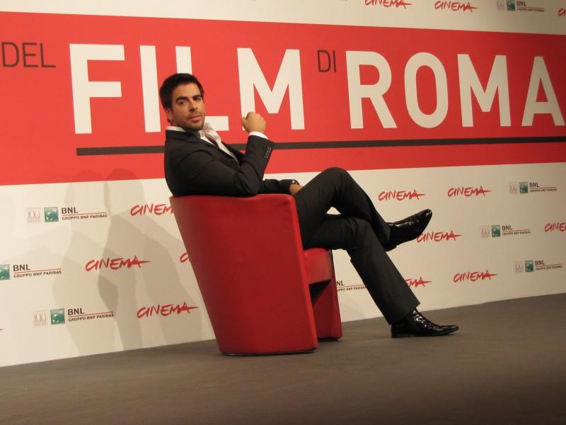 Roma 2013 Eli Roth Presenta The Green Inferno Al Festival 291767