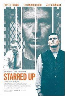 Starred Up La Locandina Del Film 291740