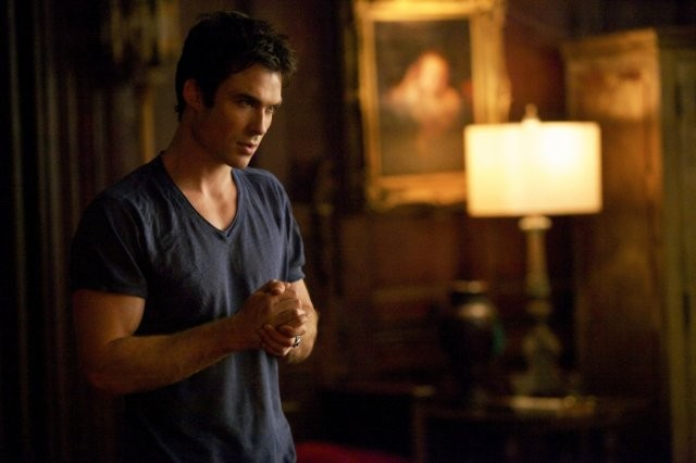 The Vampire Diaries Ian Somerhalder Nell Episodio Handle With Care 291827