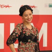Blue Sky Bones: la bella Ni Hongjie al Festival di Roma 2013
