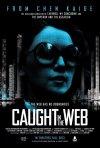 Caught in the Web: la locandina USA del film