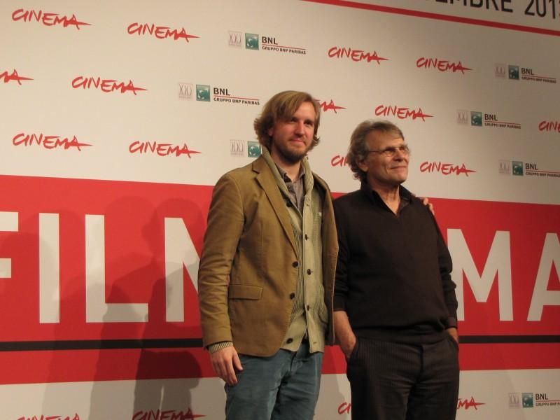 Il Paradiso Degli Orchi Daniel Pennac Con Nicolas Bary Al Festival Di Roma 2013 291924