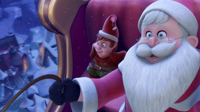 Il Segreto Di Babbo Natale La Prima Immagine Ufficiale Del Film 291872