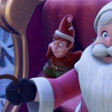 Il segreto di Babbo Natale: la prima immagine ufficiale del film