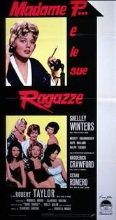 Madame P E Le Sue Ragazze La Locandina Del Film 291941