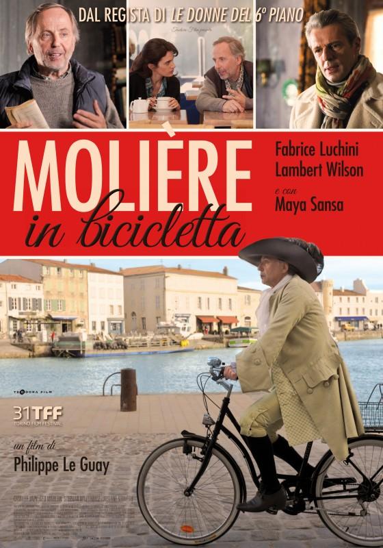 Moliere In Bicicletta La Locandina Italiana Del Film 291921
