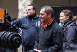 Take Five: Il regista Guido Lombardi sul set