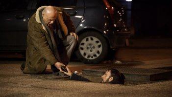 Take five: Salvatore Striano e Peppe Lanzetta in una scena