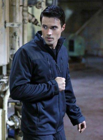 Agents of S.H.I.E.L.D.: Brett Dalton in una immagine dell'episodio The Hub