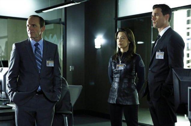 Agents Of S H I E L D Clark Gregg Brett Dalton E Ming Na Wen Nell Episodio The Hub 292079