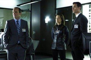 Agents of S.H.I.E.L.D.: Clark Gregg, Brett Dalton e Ming-Na Wen nell'episodio The Hub