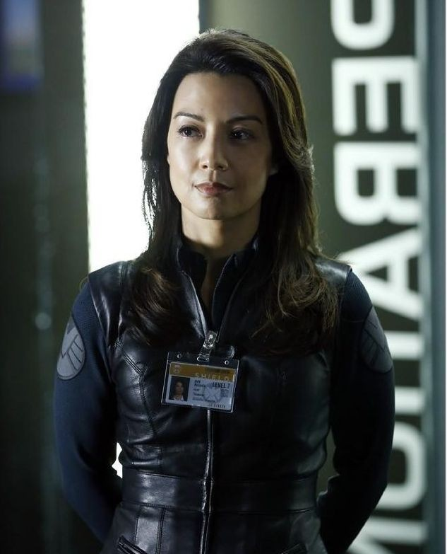 Agents Of S H I E L D Ming Na Wen Nell Episodio The Hub 292080