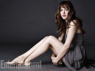 Cinquanta sfumature di grigio: Dakota Johnson in un'immagine promozionale