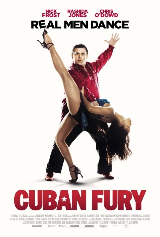 Cuban Fury La Locandina Del Film 292120