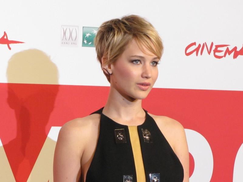 Hunger Games La Ragazza Di Fuoco Jennifer Lawrence A Roma 2013 Per Il Festival 292094
