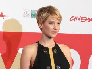 Hunger Games: la ragazza di fuoco - Jennifer Lawrence a Roma 2013, per il festival