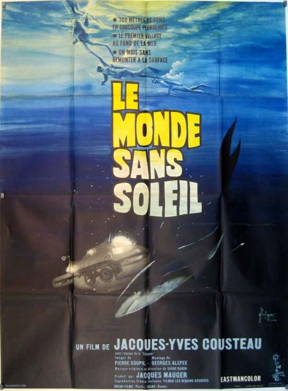 Il Mondo Senza Sole La Locandina Del Film 292103