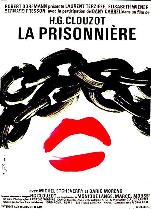 La Prigioniera La Locandina Del Film 292109