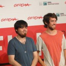 Roma 2013: i giovani registi Diego Ayala ed Anibal Jofré di Cut Down Kite