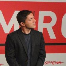 Take Five: Carmine Paternoster posa al Festival di Roma 2013
