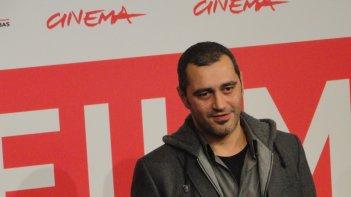Take Five: il regista Guido Lombardi posa al Festival di Roma 2013