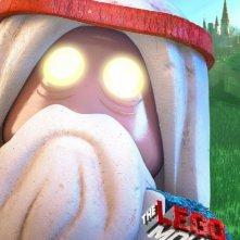 The Lego Movie: il character poster di Vitruvius