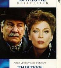 Agatha Christie: 13 a tavola: la locandina del film