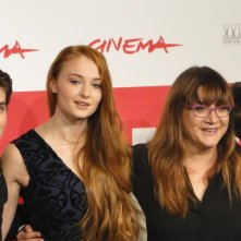 Another Me: la regista Isabel Coixet con il cast al photocall del festival di Roma 2013