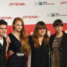 Another Me: la regista Isabel Coixet con il cast al photocall di Roma 2013