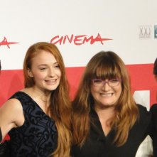 Another Me: la regista Isabel Coixet insieme al cast al photocall del festival di Roma 2013